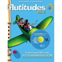 Flutitudes - Volume 2 - laflutedepan.com