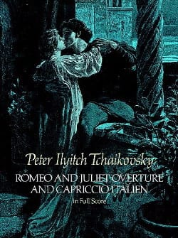 TCHAIKOVSKY - Opening of Romeo and Juliet and Italian Capriccio - Sheet Music - di-arezzo.co.uk
