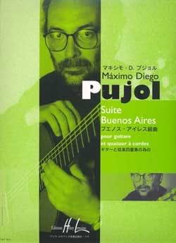 Suite Buenos Aires -Parties + Conducteur laflutedepan