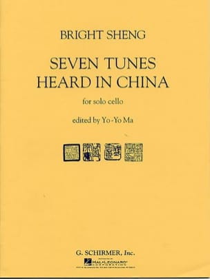 Seven Tunes Heard in China Bright Sheng Partition laflutedepan