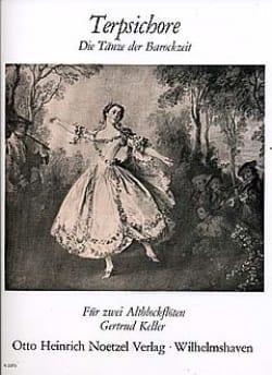 Terpsichore - Die Tänze der Barockzeit - laflutedepan.com