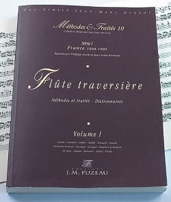 Methods and Treaties 10 - Volume 1 - Flute - Sheet Music - di-arezzo.com