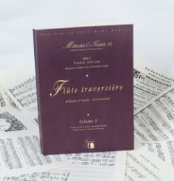 - Methods and Treaties 10 - Volume 2 - Flute - Sheet Music - di-arezzo.com