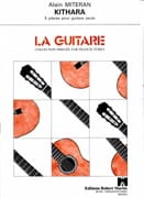 Kithara Alain Miteran Partition Guitare - laflutedepan