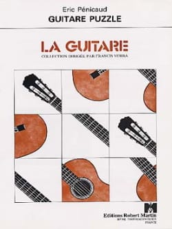 Eric Pénicaud - Puzzle Guitar - Sheet Music - di-arezzo.co.uk