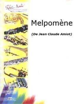 Jean-Claude Amiot - Melpomene - Sheet Music - di-arezzo.com