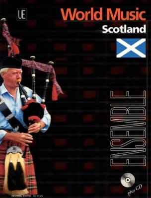 World Music - Scotland - Ensemble Traditionnel Partition laflutedepan