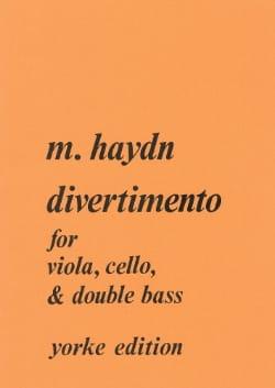 Michael Haydn - Divertimento –Score + Parts - Partition - di-arezzo.fr