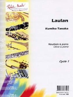 Kumiko Tanaka - Laulan - Partition - di-arezzo.fr