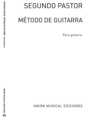 Segundo Pastor - Metodo de guitarra - Parte 1 - Partition - di-arezzo.fr