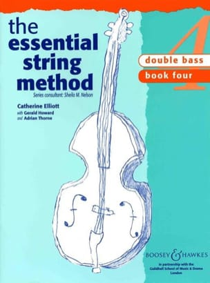 Elliott Catherine / Howard G. / Thorne A. - Essential string method, Volume 4 - Double bass - Sheet Music - di-arezzo.com