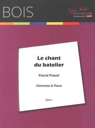 Pascal Proust - The boatman's song - Sheet Music - di-arezzo.com