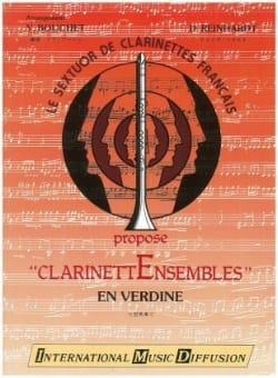 En verdine - Clarinettes - laflutedepan.com