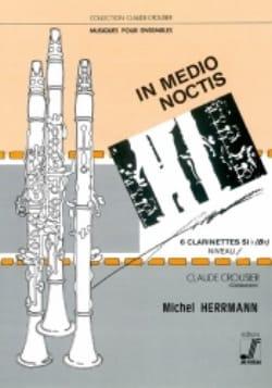 Michel Herrmann - In medio noctis - Partition - di-arezzo.fr