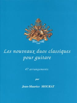 Jean-Maurice Mourat - The new classical duets for guitar - Sheet Music - di-arezzo.com