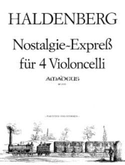 Nostalgie-Express für 4 Violoncelli - laflutedepan.com