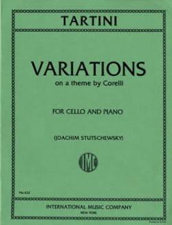 Variations sur un thème de Corelli - laflutedepan.com