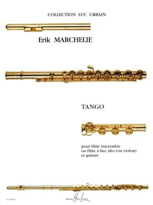 Tango Erik Marchelie Partition Duos - laflutedepan