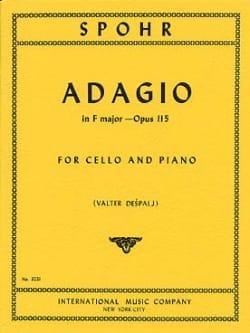 Adagio en fa majeur, op. 115 - Louis Spohr - laflutedepan.com