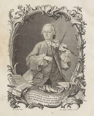 Leopold Mozart - Violin method - Sheet Music - di-arezzo.co.uk