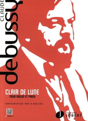 DEBUSSY - Moonlight - Alto - Sheet Music - di-arezzo.com