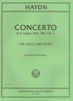 Concerto Violoncelle en ré majeur - HAYDN - laflutedepan.com