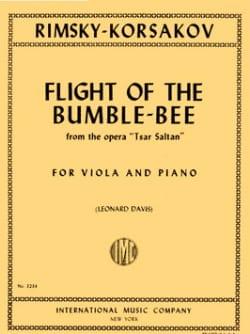 Flight Of The Bumble-Bee - Nicolaï Rimsky-Korsakov - laflutedepan.com