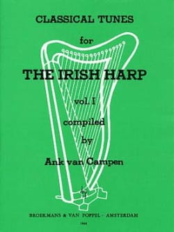 Ank van Campen - Classical Tunes Irish Harp Volume 1 - Partition - di-arezzo.fr