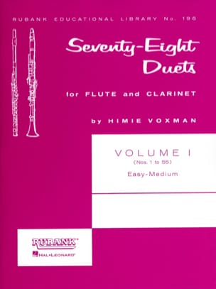 - 78 Duets - Volume 1 - Sheet Music - di-arezzo.com