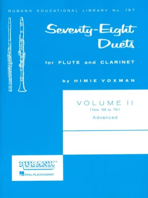 - 78 Duets - Volume 2 - Sheet Music - di-arezzo.com