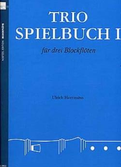 Trio Spielbuch – 3 Blockflöten - Partition - di-arezzo.fr