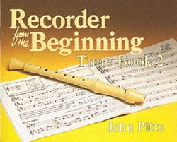Recorder from the Beginning - Tune Book 2 - laflutedepan.com