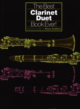 The Best Clarinet Duet - Book ever ! Partition laflutedepan