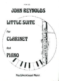John Reynolds - Little Suite - Partition - di-arezzo.fr
