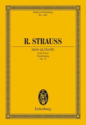 Richard Strauss - Don Quixote - Sheet Music - di-arezzo.co.uk