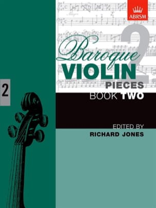 - Baroque Violin Pieces - Book 2 - Sheet Music - di-arezzo.com