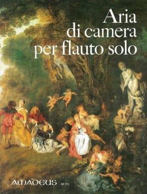 - Aria di Camera - Flûte Solo - Partition - di-arezzo.fr