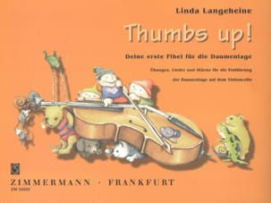 Thumbs Up ! - Linda Langeheine - Partition - laflutedepan.com