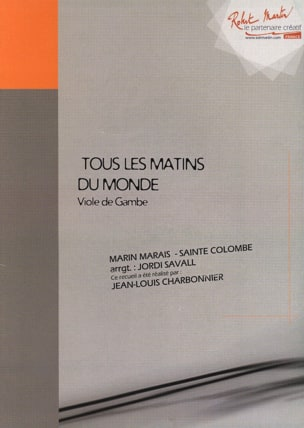 Marais Marin / Sainte Colombe - All the mornings of the world - Sheet Music - di-arezzo.com