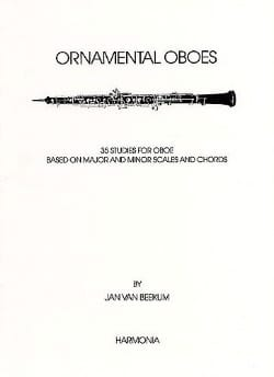 Jan Van Beekum - Ornamental Oboes - Sheet Music - di-arezzo.co.uk