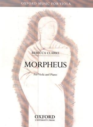 Rebecca Clarke - Morpheus - Partition - di-arezzo.fr