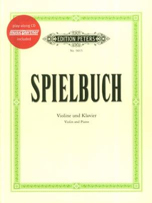 Spielbuch - Partition - di-arezzo.fr