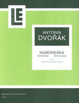 DVORAK - Humoreska op。 101 n°7 - 楽譜 - di-arezzo.jp