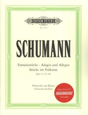 Fantasiestücke / Adagio und Allegro / Stücke im Volkston - laflutedepan.com