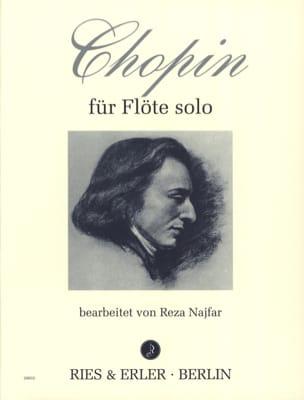 Chopin für Flöte solo - Frédéric Chopin - Partition - laflutedepan.com