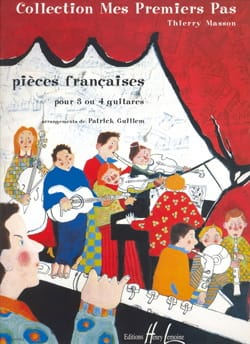 Patrick Guillem - French pieces - Sheet Music - di-arezzo.co.uk