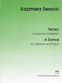 Kazimierz Serocki - A Dance - Partition - di-arezzo.fr