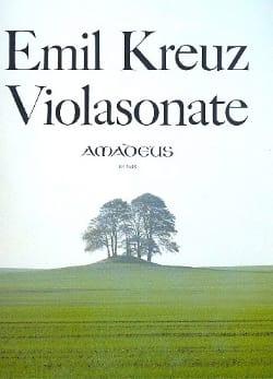 Sonate in a-moll op. 13 n° 6 - Emil Kreuz - laflutedepan.com