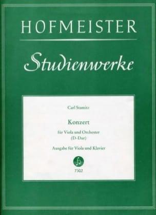 Carl Stamitz - Konzert D-Dur - Sheet Music - di-arezzo.com