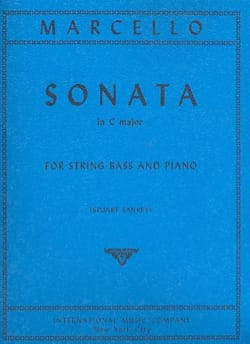 Sonate in C major – String Bass - laflutedepan.com